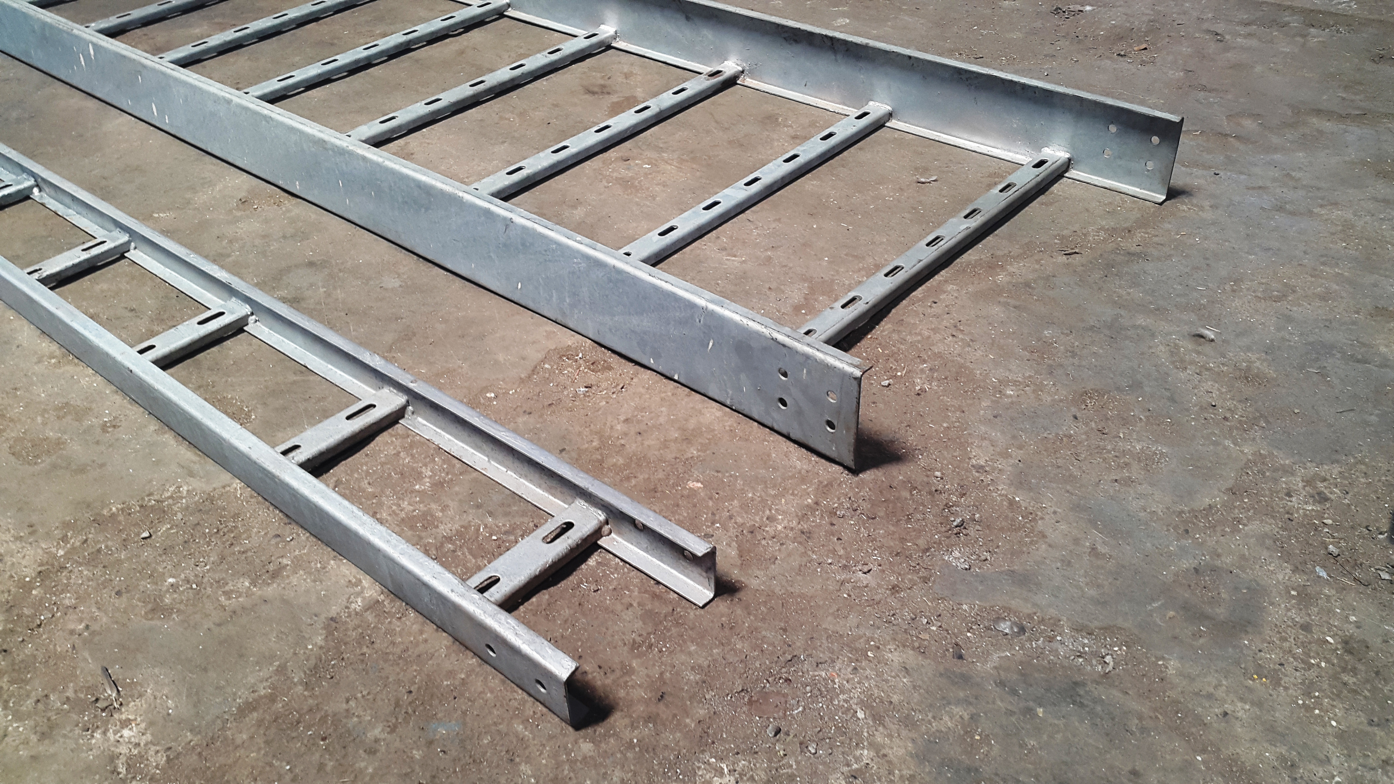 Products Ladder Type Cable Trays