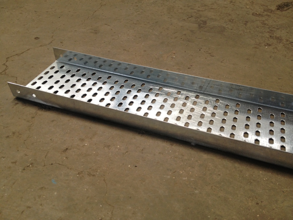 Products Perforated Type Cable Trays