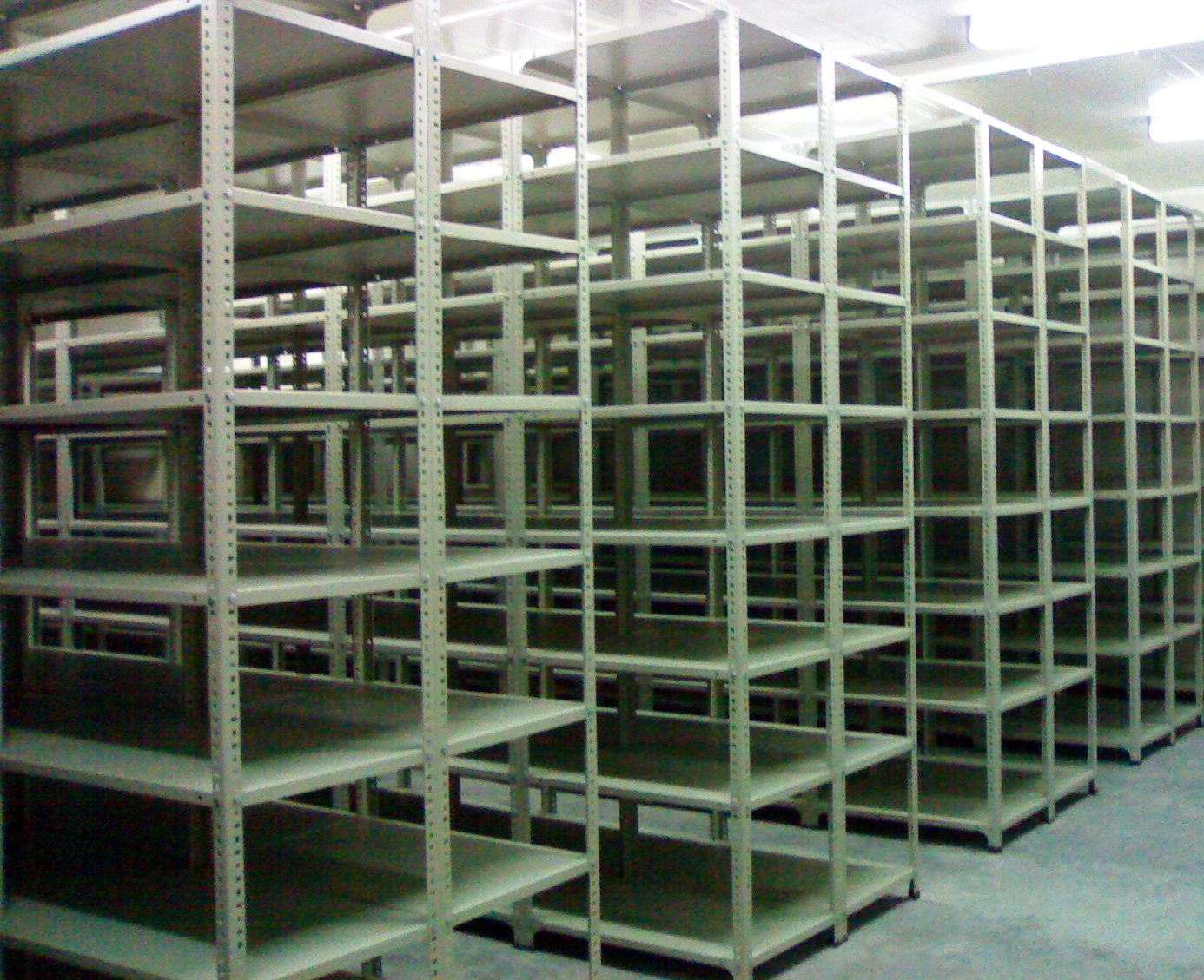 Products | Slotted Angle Racks ::